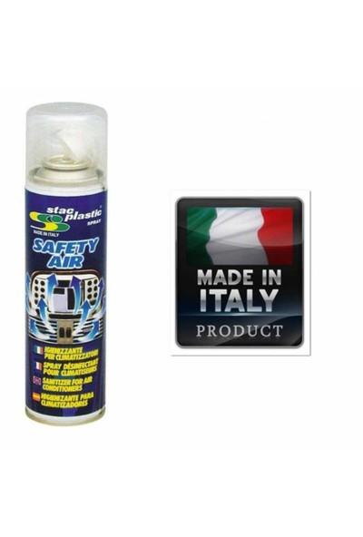 Stac Plast Klima Temizleyici Anti Bakteriyel 250Ml Stacplast İtaly