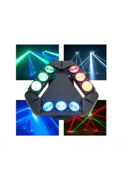 Amerikan Dj Kaos Robot Işık Sistemi
