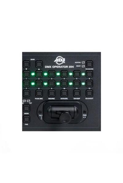 Amerikan Dj Dmx Operator 384 Kontrol Masası