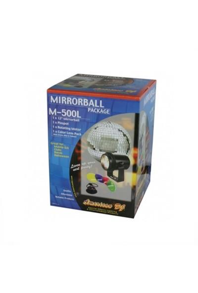 Amerikan Dj Mbs300 Aynalı Küre Işık Sistemi
