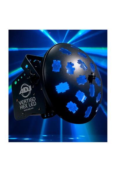 Amerikan Dj Vertigo Hex Led Işık Sistemi