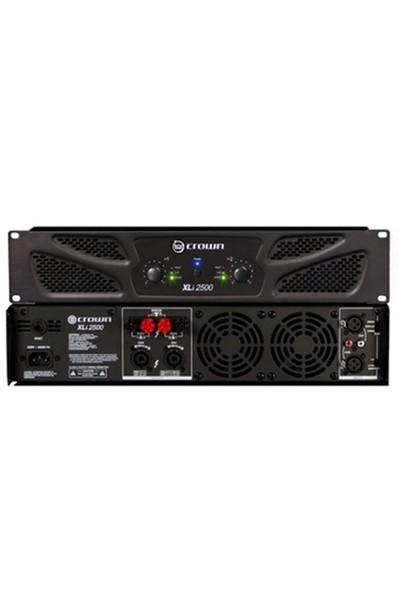 Crown Xli 2500 Power Amfi 2X500 Watt