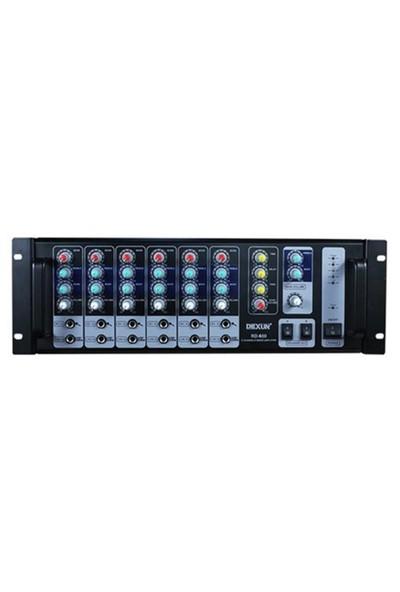 Dexun Rd-600 Amfi 400 Watt 4-16 Ohm