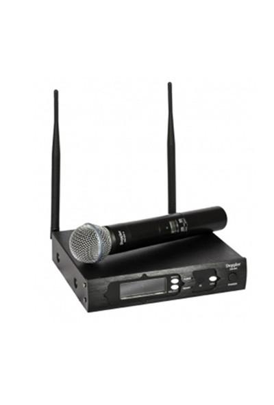Doppler Dm600H El Tipi Telsiz Mikrofon