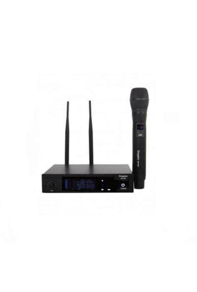 Doppler Dm350H El Tipi Telsiz Mikrofon