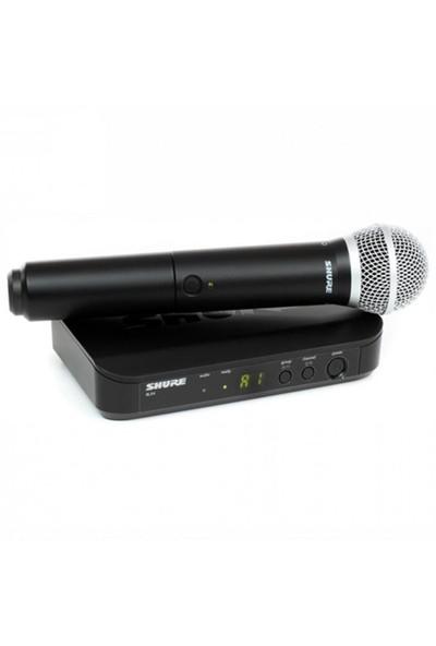 Shure Blx24E/Pg58 Telsiz Mikrofon