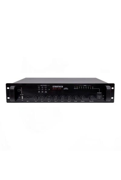 Startech Asc-250 Amfi Mikser 250 Watt 100 Volt Usb/Sd