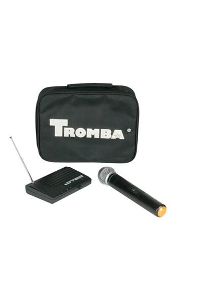 Tromba Eu-500 El Tipi Telsiz Mikrofon