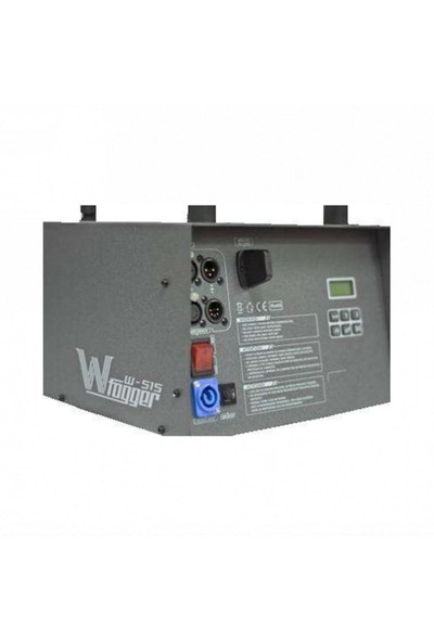 Antari W-515 Sis Makinası 1500 Watt Dmx
