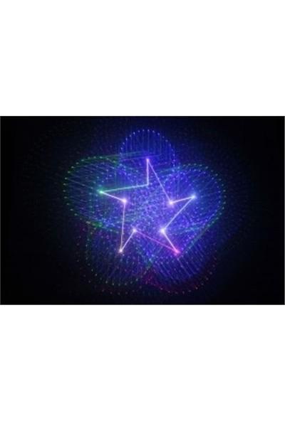 Eclips Axis 3D Lazer Işık