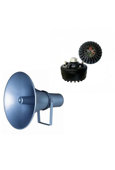 Sammi Nsu100B/16 Kazanlı Ünit Hoparlör 100 Watt