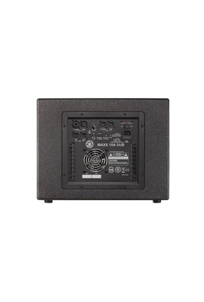 Topp Pro Maxx 12A Sub Aktif Subbass Kabin 12'' 1200 Watt