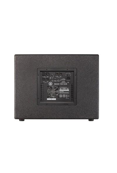 Topp Pro Maxx 15A Sub Aktif Subbass Kabin 15'' 1200 Watt