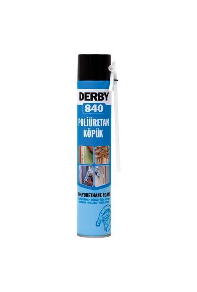 Derby Poliüretan Köpük Sprey 840g