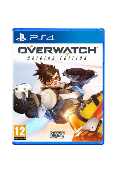Overwatch PS4 Oyun