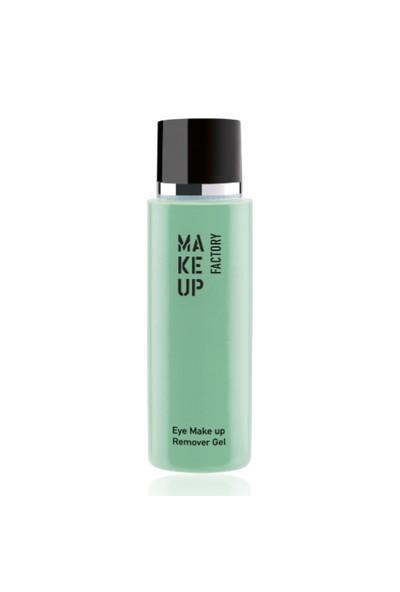 Make Up Eye Make Up Remover Gel 125 Ml