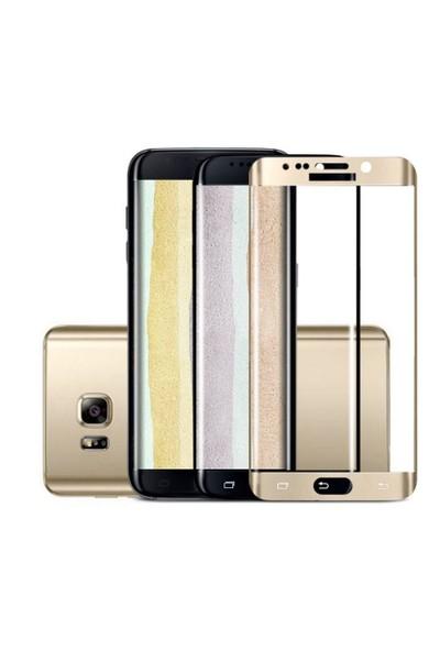 Dafoni Samsung Galaxy Note 7 Curve Tempered Glass Premium Full Cam Ekran Koruyucu