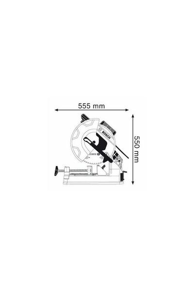 Bosch Gcd 12 Jl Metal Profil Kesme