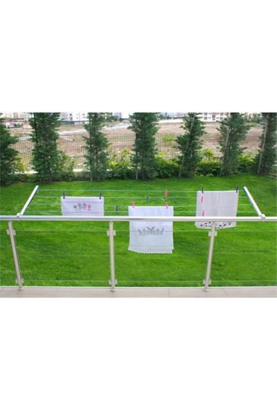 Hnc Balkon Çamaşır Kurutma Askısı