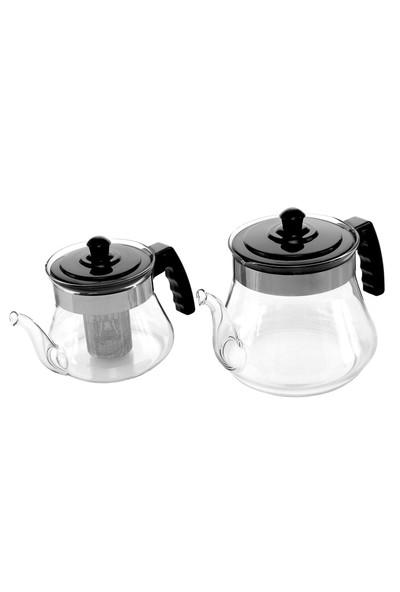 T-Design Cam Çaydanlık 3 Lt