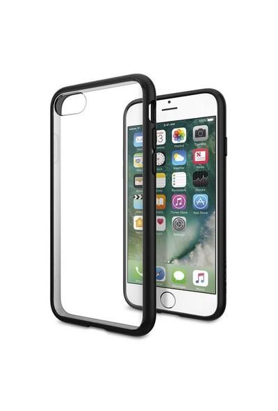 Spigen Apple iPhone SE 2020 / iPhone 8 / iPhone 7 Kılıf Ultra Hybrid Black- 042CS20446