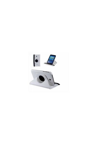 Fujimax Samsung Galaxy Tab 4 T230 360 Dönebilen Stand Kılıf