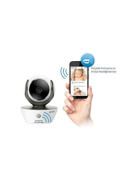 Motorola MBP 85 Hd Wi-Fi Bebek İzleme Ve Güvenlik Kamerası