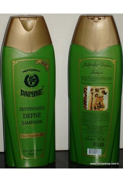 Müftüoğlu Daphne Zeytinyağlı Defne Şampuanı 400Ml Provitamin B5Li