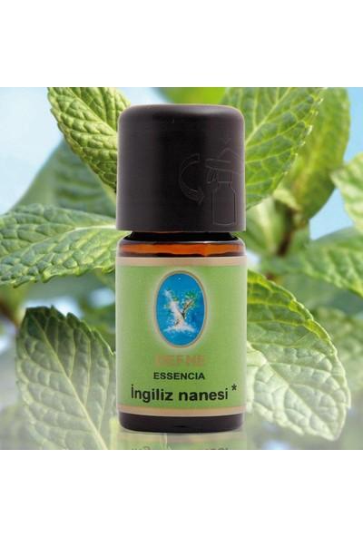 Nuka İngiliz Nanesi* 10 Ml Organik Aromatik Cilt Bakım Ve Masaj Yağı