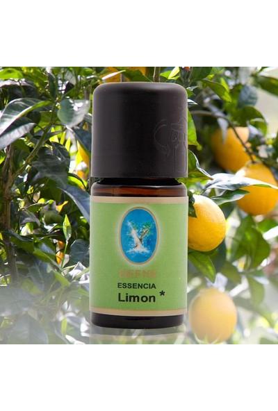 Nuka Limon * Yağı 10 Ml Organik Aromatik Cilt Bakım Ve Masaj Yağı