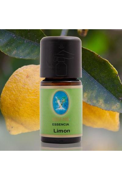 Nuka Limon Yağı 10 Ml Aromatik Cilt Bakım Ve Masaj Yağı