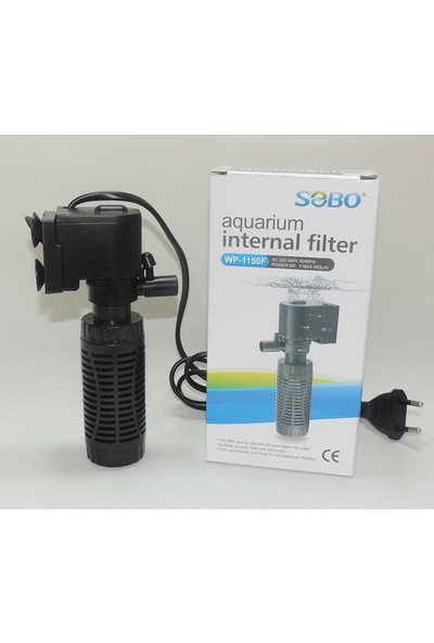 Sobo Wp-1150F Akvaryum İç Filtre