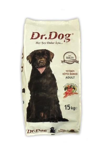 Dr.Dog Dr.Dog Adult Yetişkin Köpek Maması Kuzu Etli 15 Kg.