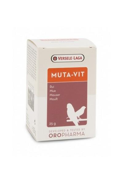 Versele-Laga Verselelaga Oropharma Muta-Vit (Tüylenme İçin Vitamin) 25 Gr