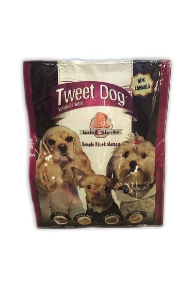 Tweet Tweet Dog Yetişkin Köpek Maması Kuzu Etli 2,5 Kg.
