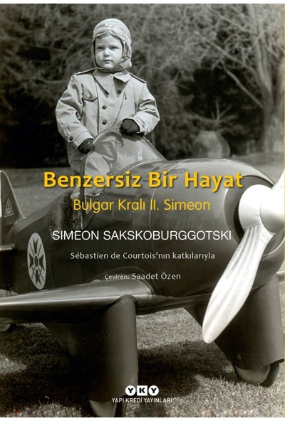 Benzersiz Bir Hayat Bulgar Kralı 2. Simeon