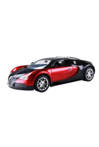 1:14 Bugatti Kumandalı Şarjlı Araba