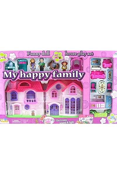 Mega Oyuncak My Happy Family Ev Seti - 8032