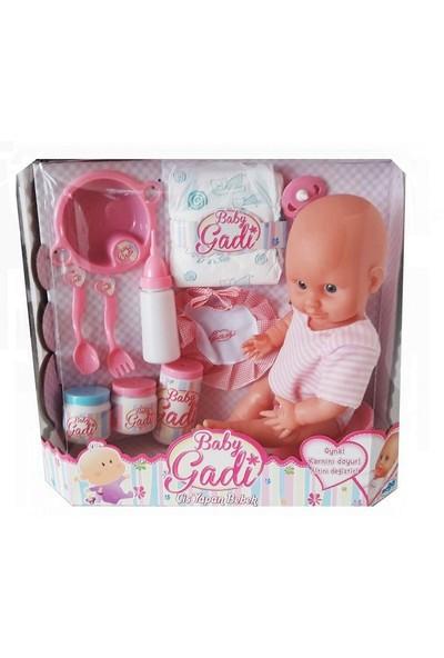 Mega Oyuncak Baby Gadi Çiş Yapan Bebek