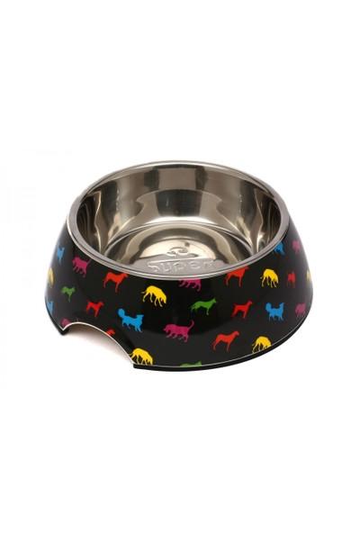 Super Design Ap990013 L Köpek Figürlü Melamin Mama Kabı