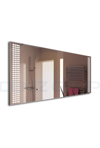 Led Işık Aydınlatmalı Ayna Model : LE3-009