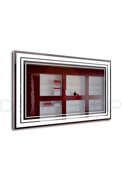 Led Işık Aydınlatmalı Ayna Model : LE3-017
