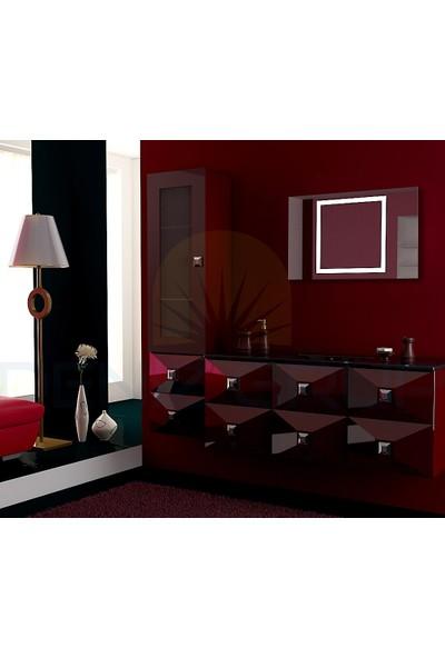 Led Işık Aydınlatmalı Ayna Model : LE3-022