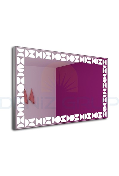 Led Işık Aydınlatmalı Ayna Model : LE3-031