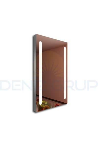 Led Işık Aydınlatmalı Ayna Model : LE3-075