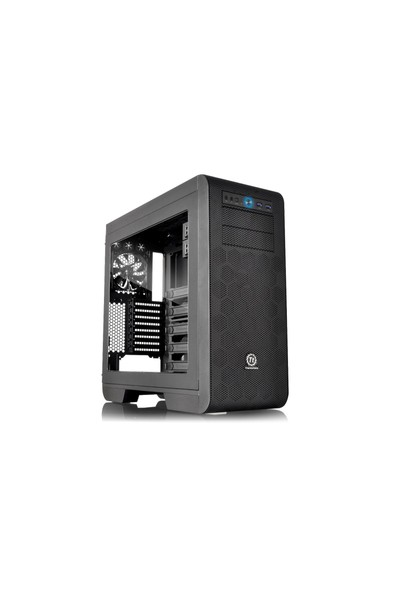 Thermaltake Core V51 SP750W 80+Bronze PSU, USB 3.0 Pencerli Kasa CA-3C6-75M1WE-00