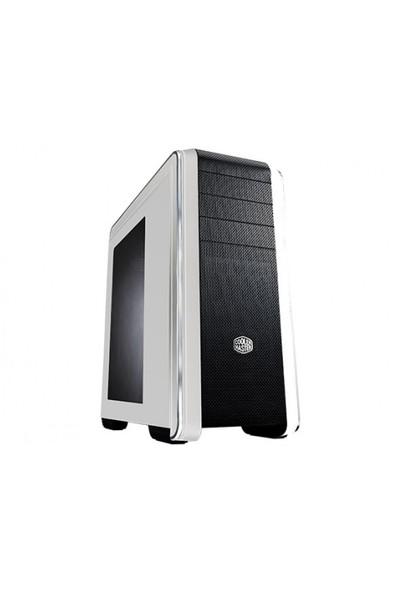 Cooler Master 693 USB3.0, Beyaz Mid Tower Kasa (PSU Yok) RC-CMS-693-WWN1-V2