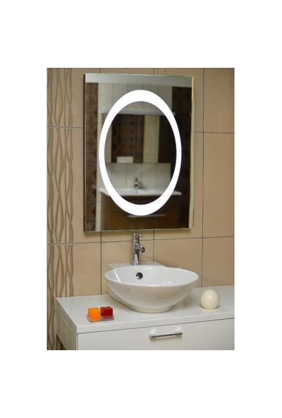 Guzel Decor Ledli Buğu Yapmayan Banyo Aynası