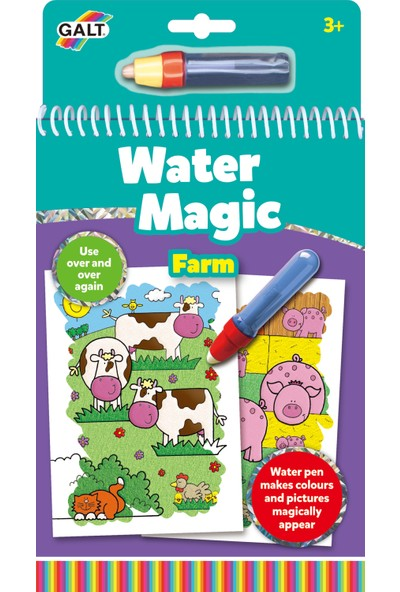 Water Magic Farm 3 Yaş+