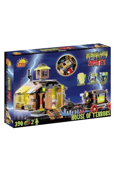 Cobi 28390 House Of Terror 390 Parça Mvz